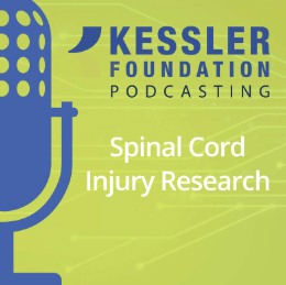 Kessler Foundation Spinal Cord Injury podcast image