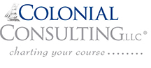 Colonial consulting, LLC, logo