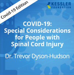 graphic with written text - spinal cord injury