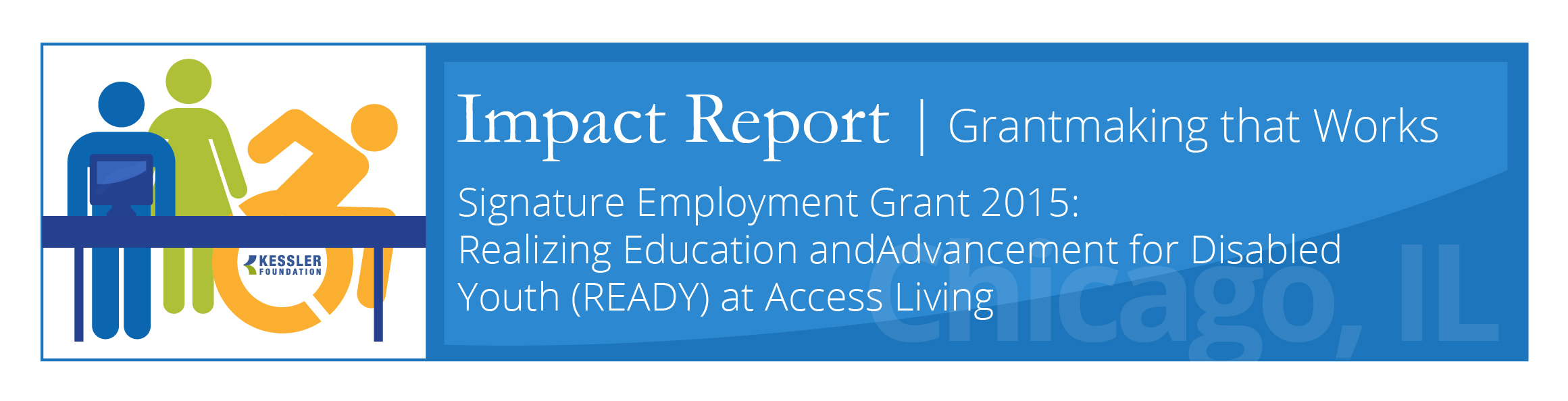 impact report grantmaking that works
