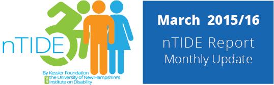 nTide March 2015 2016 info graphic