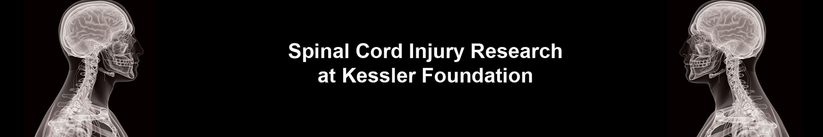 Spinal Cord Injury Research banner