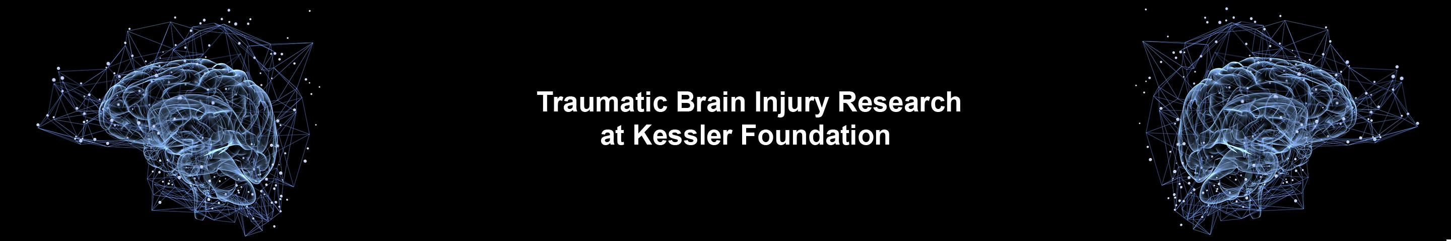 TBI Research at Kessler Foundation banner
