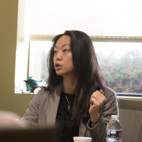 Photo of Dr. Peii Chen
