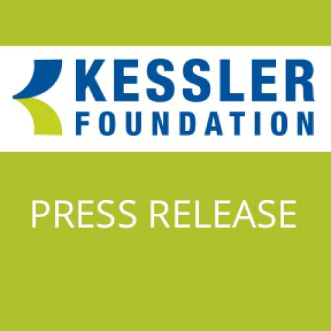 Kessler Foundation Press Release