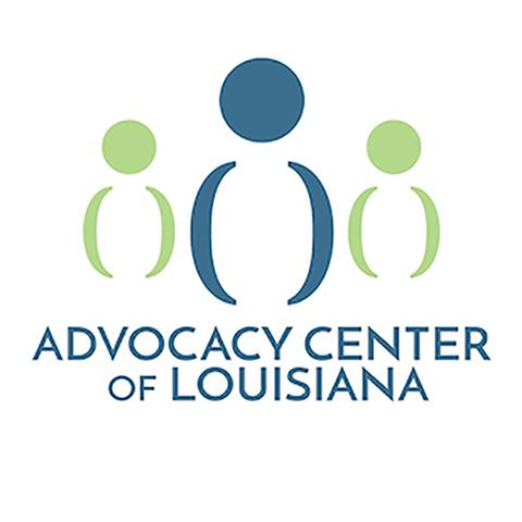 Advocacy Center of Louisiana Logo