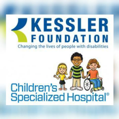 Logo of Children's Specialized Hospital and Kessler Foundation