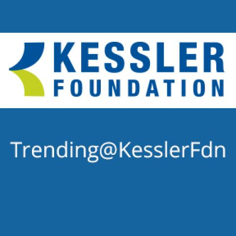 trending at kessler foundation icon