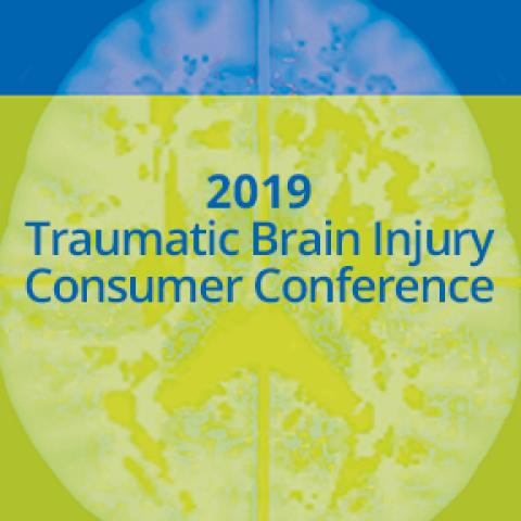 Photo of Traumatic Brain Injury Conference Promotion Graphic