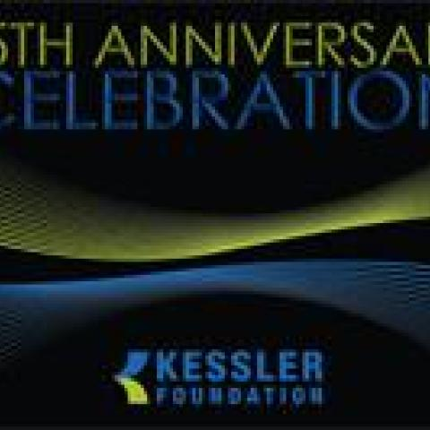Kessler Foundation Celebrates 25 years at May 12th Event!