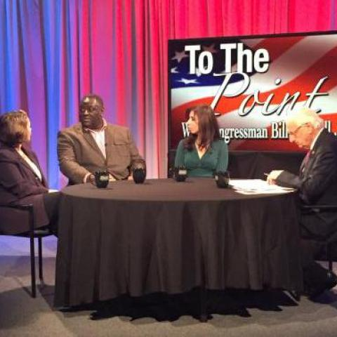 Dr. Chiaravalloti joins brain injury experts on Rep. Pascrell's 'To the Point'