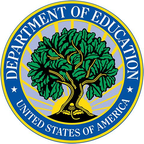 Seal of the Uited States Department of Education