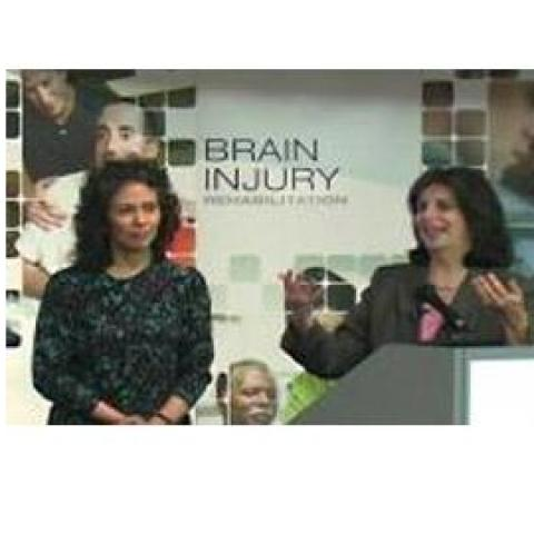 brain injury poster