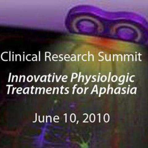 Registration Closed for Aphasia Summit