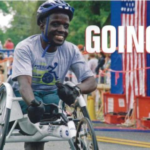 African Racers with Disabilities Featured in Sports 'N Spokes