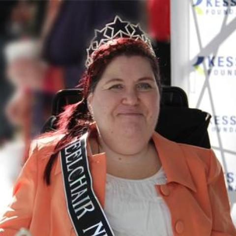 Miss Wheelchair New Jersey Believes in Abilities