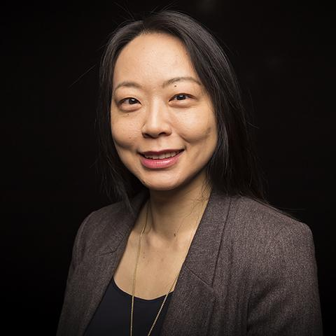 Head shot of Peggy Chen