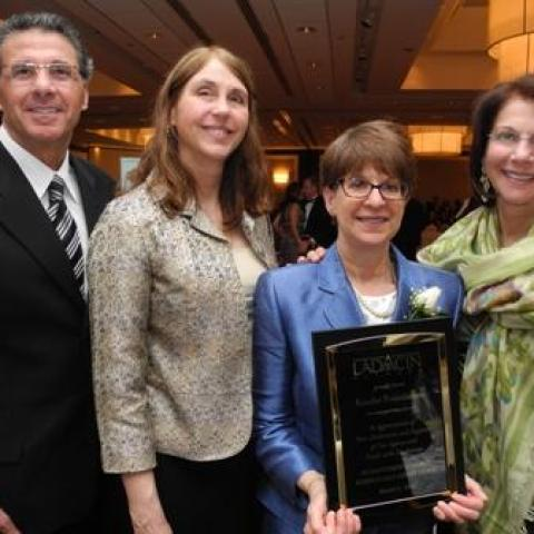 Kessler Foundation Receives the LADACIN Network's Humanitarian Award