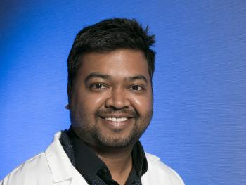 Head shot of Rakesh Pilkar, PhD