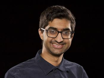 Headshot of Akhil Bheemreddy