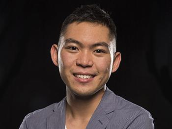 Head shot of Frank Luo