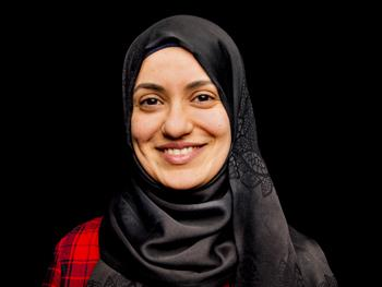 Headshot of Soha Saleh, PhD