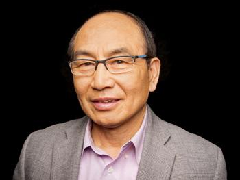 Head shot of Dr. Guang Yue